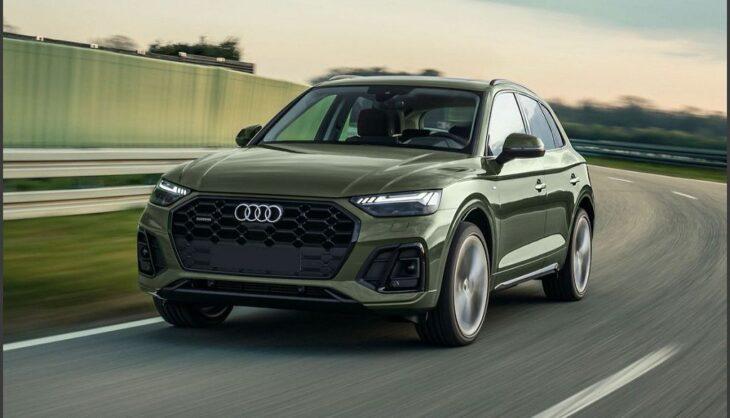 2021 Audi Sq5 0 To 60 For Sale Dallas Interior Exhaust