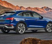 2021 Audi Sq5 Quantum Gray Premium Plus Black 0 60