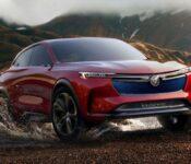 2021 Buick Enspire Awd News