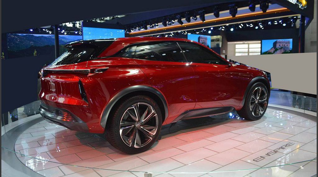 2021 Buick Enspire Concept Car Release Date
