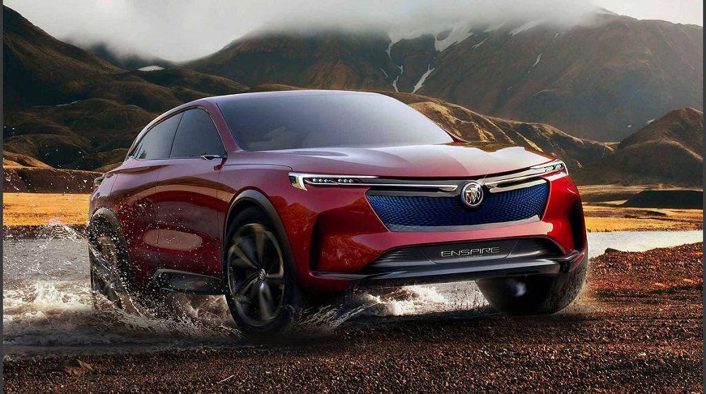 2021 Buick Enspire Length Update