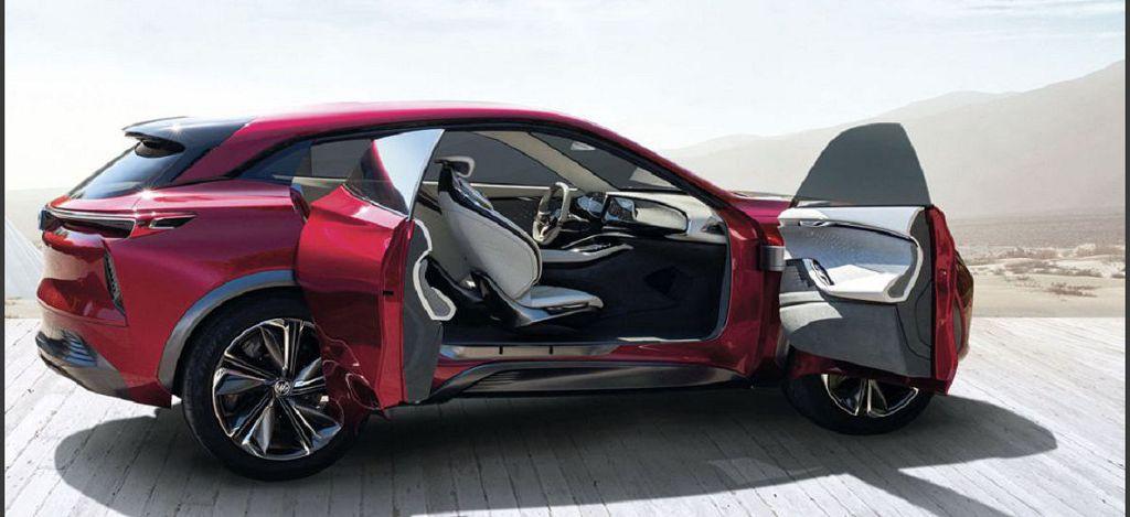 2021 Buick Enspire Video Hybrid