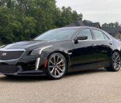 2021 Cadillac Cts V Coupe Blackwing Sedan