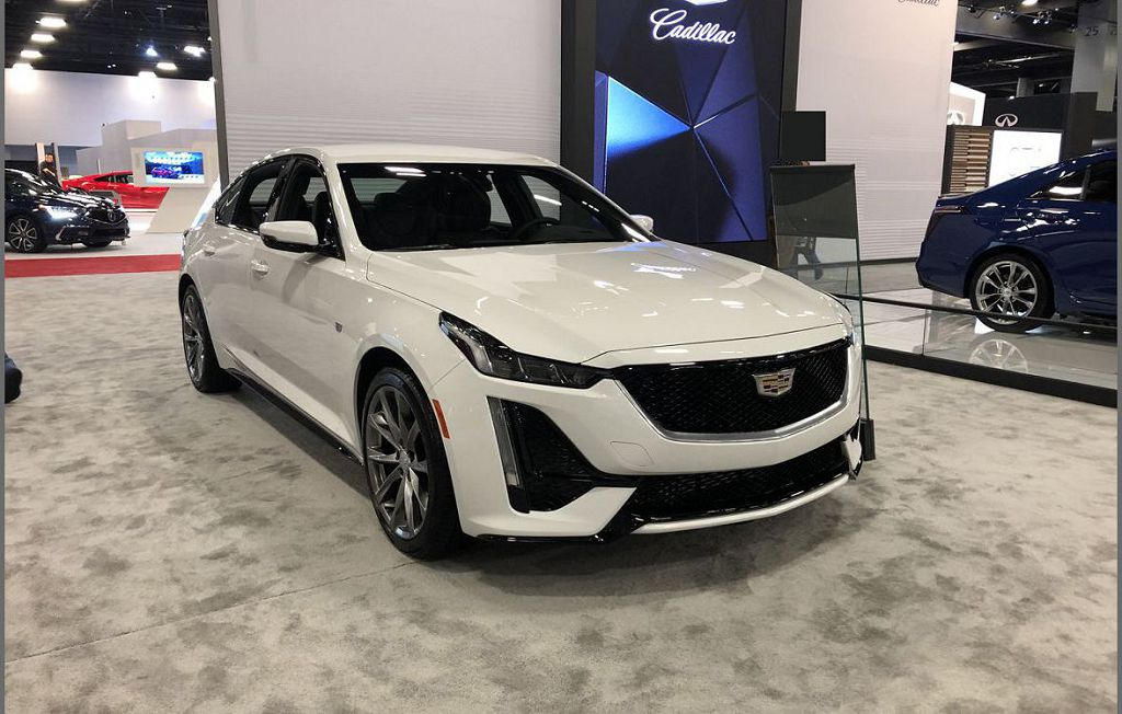 2021 Cadillac Cts V Coupe Sedan Pictures