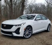 2021 Cadillac Cts V Review Road Test