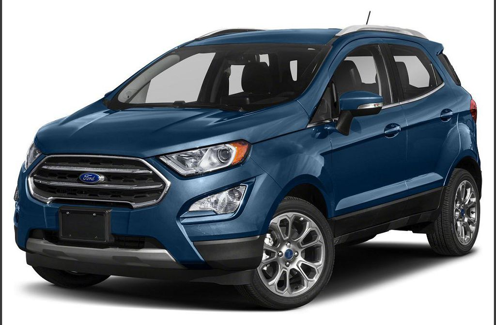 2021 Ford Ecosport Model Years Release Date