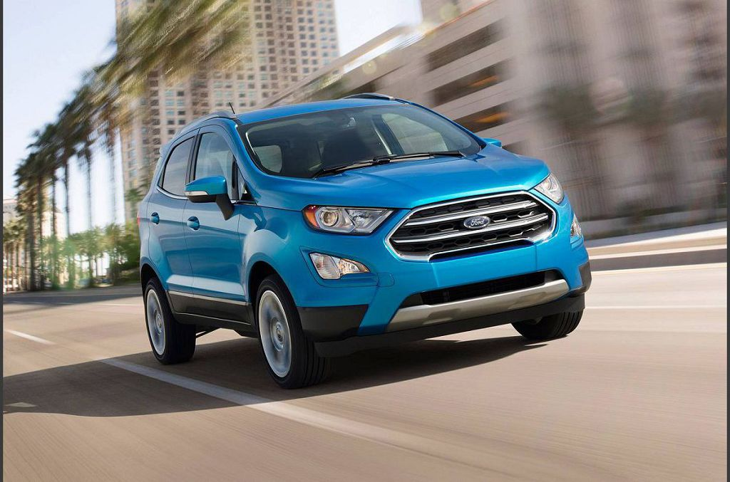 2021 Ford Ecosport Se News Awd Specs Usa