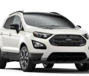 2021 Ford Ecosport Trims Active Interior S Fwd