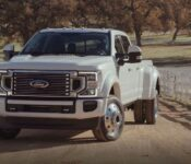 2021 Ford F350 King Ranch Dually Lifted Colors Interior
