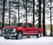 2021 Ford F350 Options Tremor Platinum Power Stroke