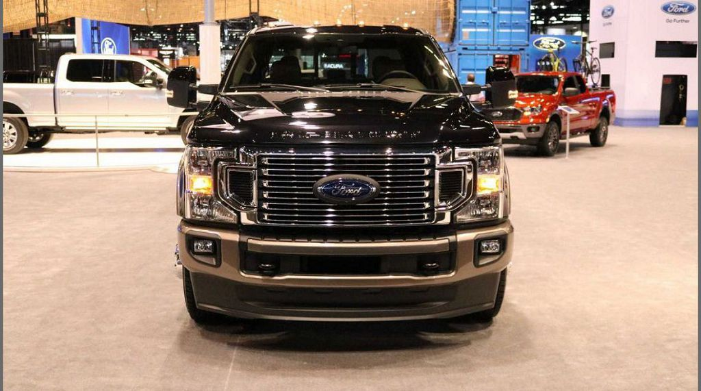 2021 Ford F350 Regular Cab Dually Price Diesel Tremor Package