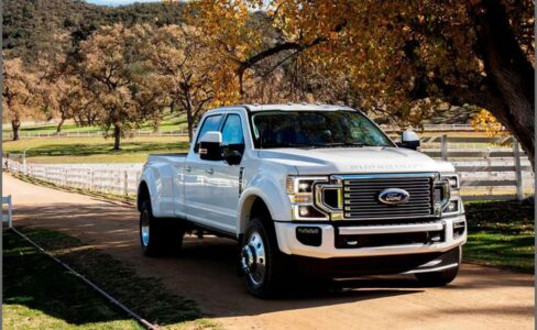 2021 Ford F350 Review Trucks Dually Limited Release Date