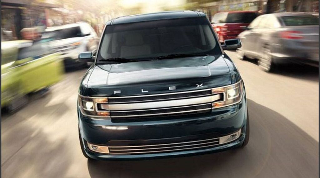 2021 Ford Flex Awd Limited Exterior