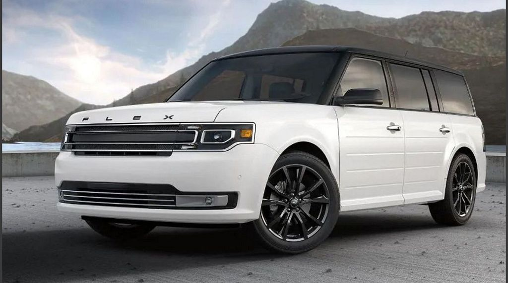 2021 Ford Flex Mpg Price Limited Edition