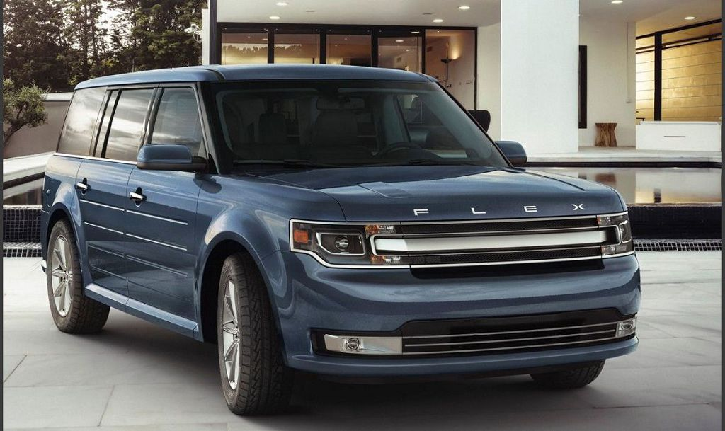 2021 Ford Flex Pictures Reviews