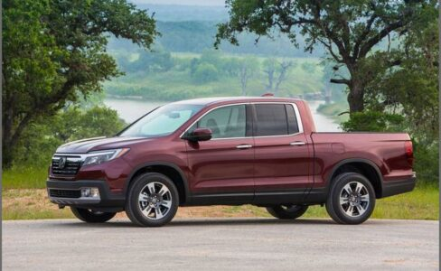 2021 Honda Ridgeline Black Edition Type R Review Rtl E