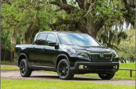 2021 Honda Ridgeline Cost Pickup Date News
