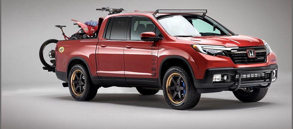 2021 Honda Ridgeline Trims Price Specs Rumors