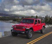 2021 Jeep Gladiator Diesel Colors Hercules Rubicon