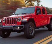 2021 Jeep Gladiator Jt V8 2dr Srt Tonneau Cover