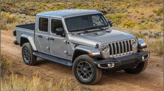 2021 Jeep Gladiator Mojave Diesel Hercules Colors