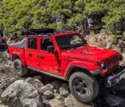 2021 Jeep Gladiator Mojave Overland High Altitude Hercules