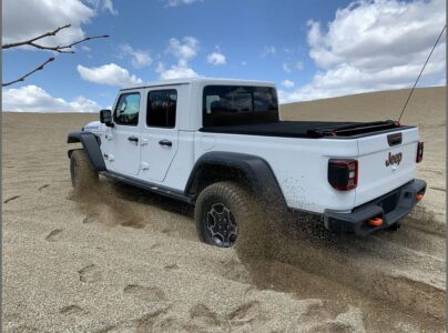 2021 Jeep Gladiator Overland Sport Reviews Interior Colors