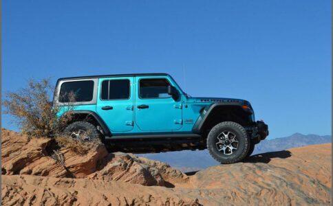2021 Jeep Wrangler Blue Models Trucks Review