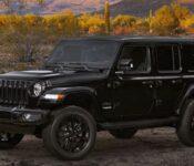 2021 Jeep Wrangler Recon Islander Edition Sahara Build