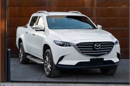 2021 Mazda Bt 50 Pickup Truck 4x4