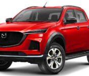 2021 Mazda Bt 50 Pickup Truck Australia