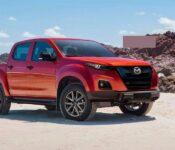 2021 Mazda Bt 50 Pickup Truck Redesign