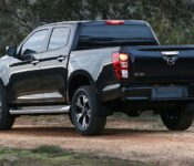 2021 Mazda Bt 50 Pickup Truck Review