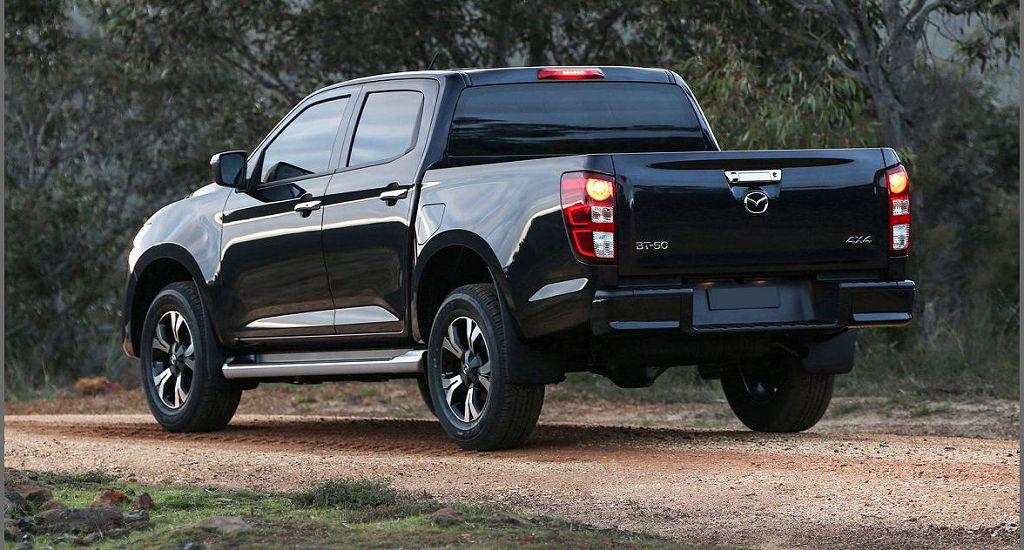 2021 Mazda Bt 50 Pickup Truck Review