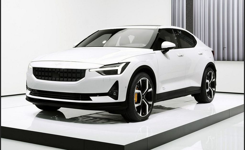 2021 Polestar 3 Ev Suv Rendering Electric Car
