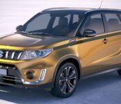 2021 Suzuki Vitara 4wd Suv