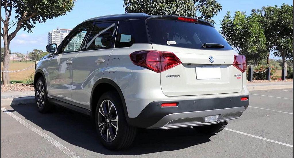 2021 Suzuki Vitara Australia