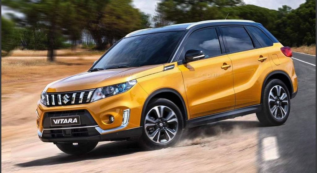 2021 Suzuki Vitara Best 4x4 Suv