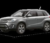 2021 Suzuki Vitara Facelift