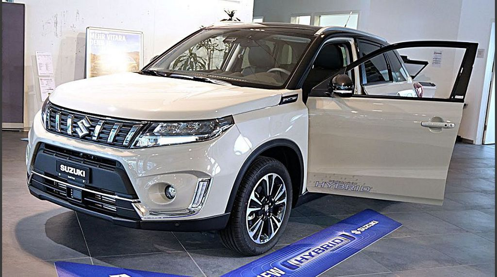 2021 Suzuki Vitara Grand Specs