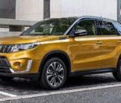 2021 Suzuki Vitara New Interior