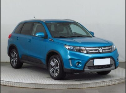 2021 Suzuki Vitara Review