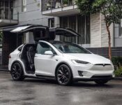2021 Tesla Model X Screen Protector P100d White Release