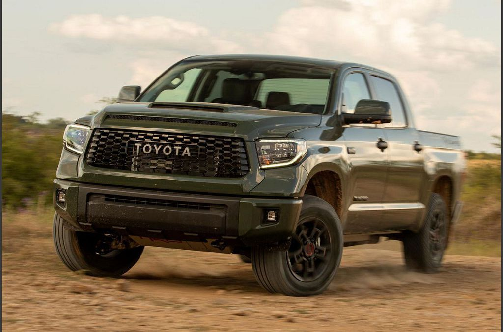 2021 Toyota Tundra Accessories Bed Cover Crewmax Photos