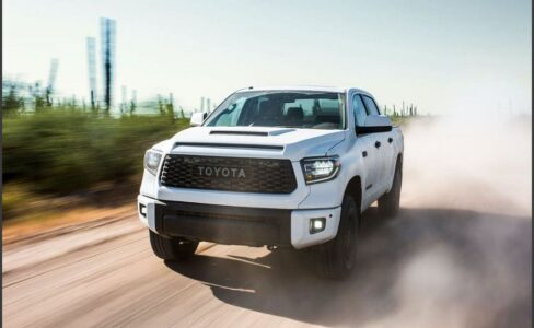 2021 Toyota Tundra Sr5 Platinum Sr5 Crewmax Review Pictures