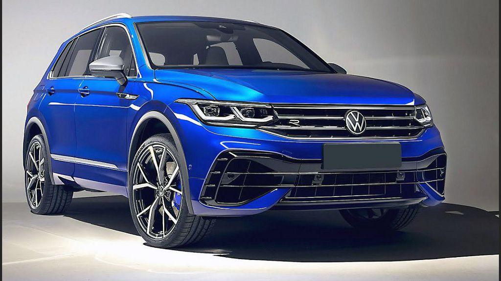 2021 Vw Tiguan R Specs Usa Suv Horsepowerengine