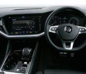 2021 Volkswagen Touareg Pictures Specs