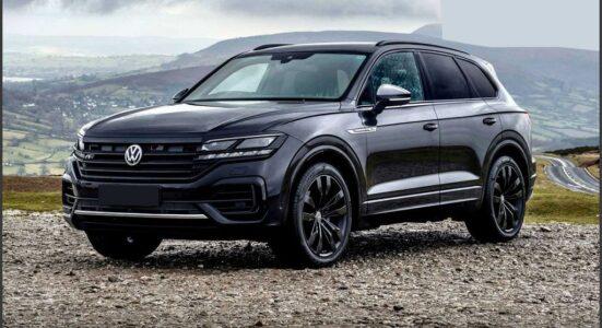2021 Volkswagen Touareg R Line V8 Vr6 Review