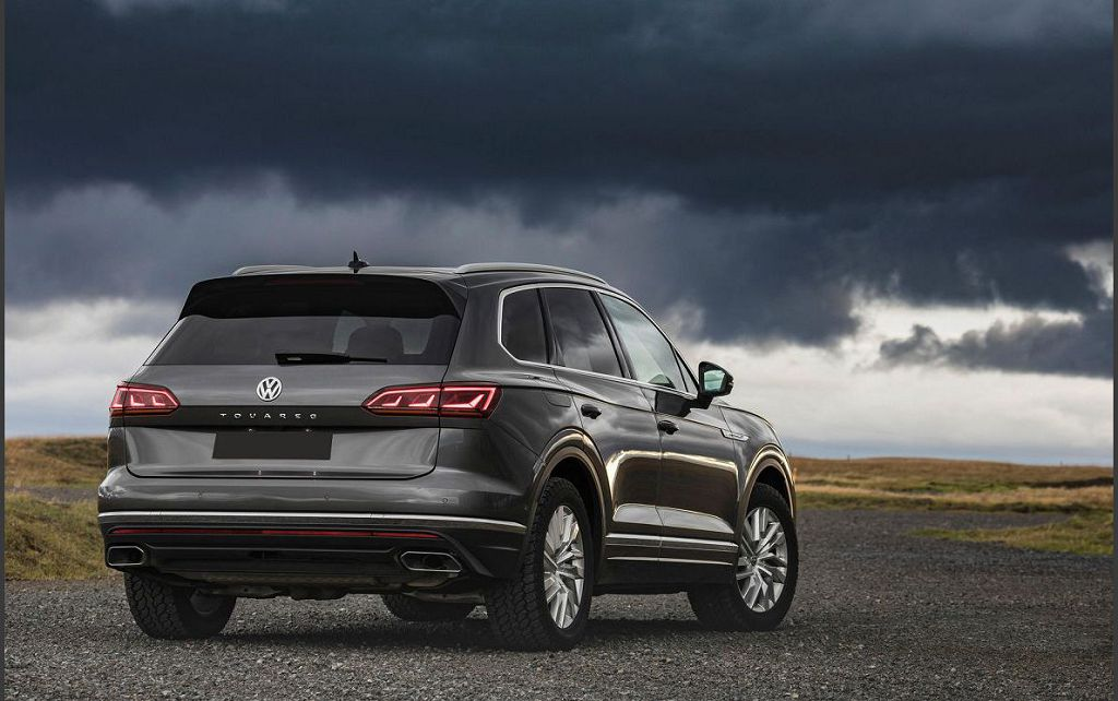 2021 Volkswagen Touareg R Price Tdi Review