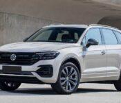 2021 Volkswagen Touareg Towing Capacity